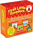 First Little Readers Guided Reading Level A: 25 Irresistible Books That Are Just the Right Level for Beginning Readers