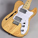 Fender Japan Exclusive Classic 70s Tele Thinline/Natural テレキャスター シンライン (フェンダー)