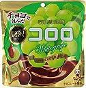 味覚糖 贅沢コロロ 白ぶどう 54g×6袋
