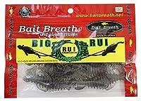 Bait Breath(ベイトブレス) ワーム ビッグルイ 3.5インチ #736 シークレットワカサギブルーラメ.