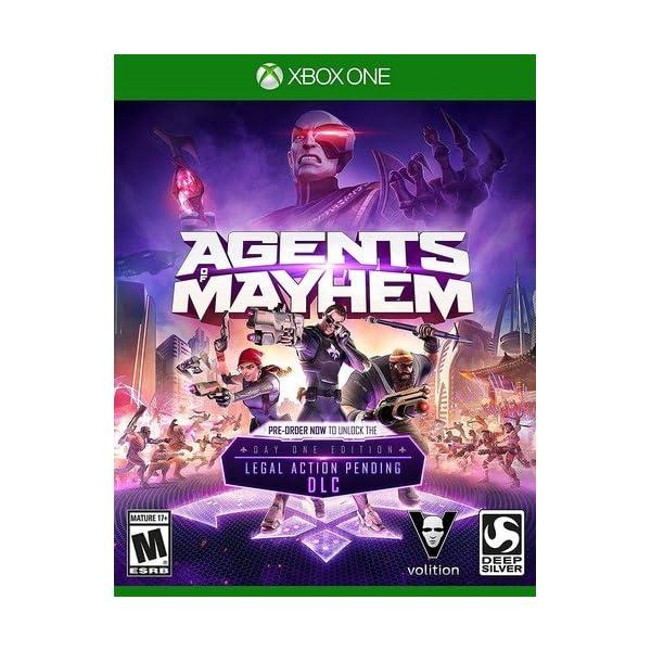 Agents Of Mayhem Launch ...の商品画像