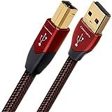 AudioQuest シナモン USB A - USB B ケーブル - 5フィート (1.5m)