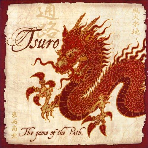 通路 Tsuro The Game of the Path -