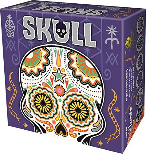 Skull Board Game [並行輸入品]