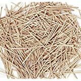 CHENILLE KRAFT COMPANY TOOTHPICKS 2500 PIECES FLAT (Set of 24) by Chenille Kraft