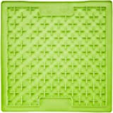 Lickimat Anti-Anxiety Boredom Buster Slow Feeder, Green, One Size