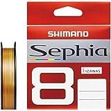 シマノ(SHIMANO) PEライン エギング セフィア8 0.4号/0.5号/0.6号/0.8号 150m(LD-E51S)/200m(LD-E61S)