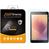 [2-Pack] Supershieldz for Samsung Galaxy Tab A 8.0 inch (2017) [SM-T380 Model Only] Tempered Glass Screen Protector, Anti-Scr