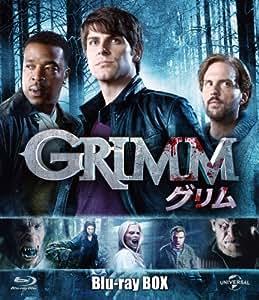 GRIMM/グリム BD-BOX [Blu-ray]