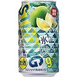 キリン 氷結ストロング 塩グリーンレモン 350ml×24本