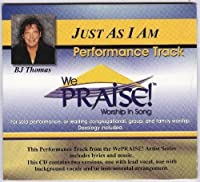 We Praise Worship In Song - Just As I Am Performance Track