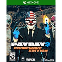 Payday 2 Crimewave Edition (輸入版:北米) - XboxOne