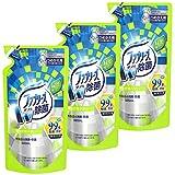 【まとめ買い】 ファブリーズ 消臭芳香剤 布用 ダブル除菌 緑茶成分入り 詰替用320ml×3個