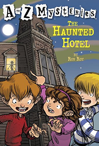 A to Z Mysteries: The Haunted Hotelの詳細を見る