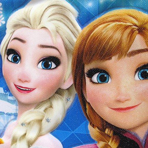 アナと雪の女王 キャリーケースL キャリーバッグ ディズニー 子供用 コロコロ 旅行 かばん [並行輸入品]