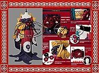 Fate/Grand Order(フェイトグランドオーダー・FGO・Fate go)葛飾北斎 第一段階/二段階 コスプレ衣装+髪飾り