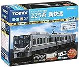 TOMIX Nゲージ ベーシックセットSD 225系 新快速 90171 鉄道模型 入門セット