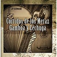 Corridos De Los Meraz, Gamboa Y Lechuga by Varios Artistas