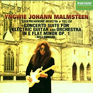 Concerto Suite for Electric Guitar and Orchestra in E Flat Minor Op.1