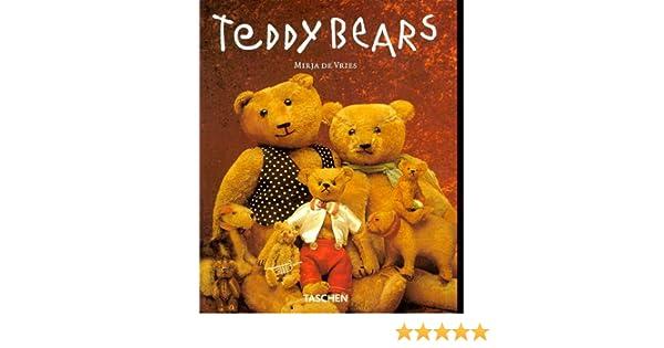 amazon teddy bears album mirja de vries collections