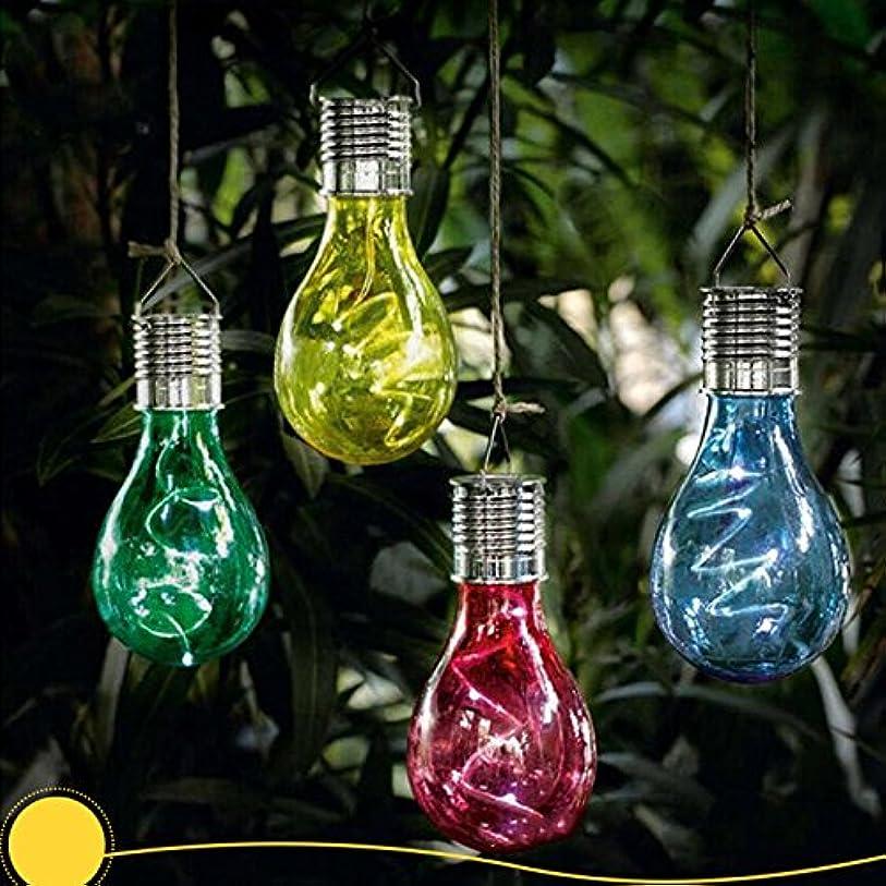 データムスーツケースマニフェストZehui Solar Powered LED吊り下げランプライトセンサー付き装飾電球の芝生ランプ屋外庭キャンプ(Warmホワイトライト) mhy-ZJ180423-JJ-91BC4C6E0C