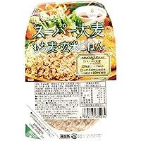 スーパー大麦 もち麦・玄米ごはん 150g×12入