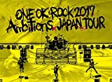 "LIVE DVD「ONE OK ROCK 2017 ""Ambitions"" JAPAN TOUR」 ONE OK ROCK (出演) 形式:{ DVD}"