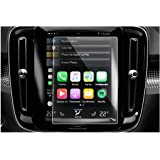 Screen Protector Compatible with 2017-2021 Volvo XC40 XC60 XC90 V90 S90,HD Clear,Anti Scratch,Multimedia Display Accessories
