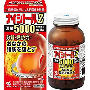 【第2類医薬品】ナイシトールZ 315錠の関連商品1