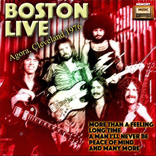 Boston Live Agora, Cleveland 1976