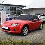 Mazda MX5 Mk3 & Mk3.5 Tailored Soft Top Roof Half Cover