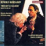 Rimsky-Korsakov: Mozart and Salieri / Songs / Glinka: Songs