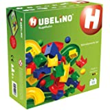 Hubelino Marble Run -55-Piece Run Elements Expansion Set - The Original! Made in Germany! - Certified and Award-Winning Marbl