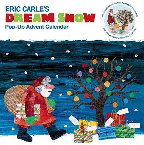 The World of Eric Carle(TM) Eric Carle's Dream Snow Pop-Up Advent Calendar