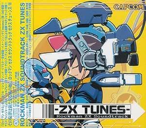 """ロックマンゼクス サウンドトラック """"ZX TUNES"""""""