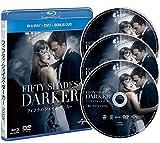【Amazon.co.jp限定】フィフティ・シェイズ・ダーカー コンプリート・バージョン ブルーレイ+DVD+ボーナスDVD セット(ポストカード2枚セット付き) [Blu-ray]