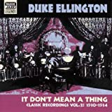 IT DON'T MEAN A THING(IF IT AIN'T GOT THAT SWING)Classic Recordings Vol.2 1930-1934 画像