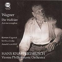 ワーグナー : 楽劇 「ワルキューレ」 第1幕 (Wagner : Die Walkure ~ Act one complete / Hans Knappertsbusch | Vienna Philharmonic Orchestra) [CD]