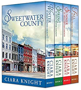 Sweetwater County Boxed Set (Books 1-4) by [Knight, Ciara]