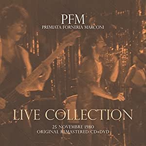 Concerto Live @ Rsi (03 Dicembre 1980) - CD+DVD Digipack (CD+PAL DVD)