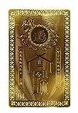 img_高島易断正統継承者 監修 『富豪の財符』 カードサイズの黄金金運アップカード 一粒万倍日に特別金運祈