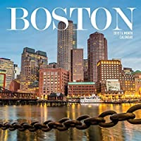 Avalon 2018 Boston Wall Calendar 16 Month Calendar 12 x 12 inches (84428) [並行輸入品]