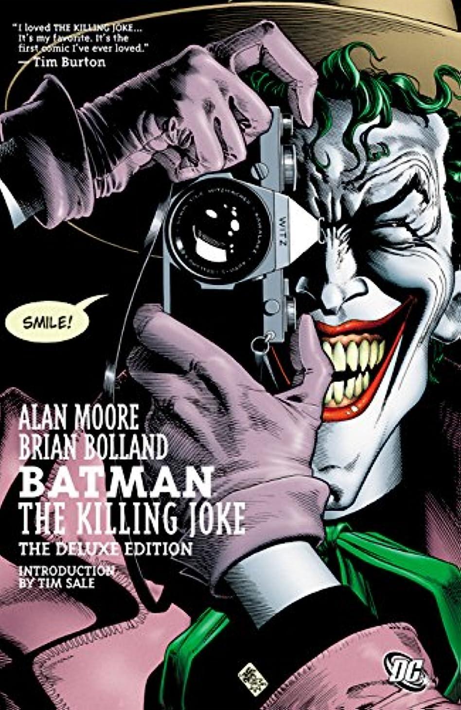 健全ファイバ非常にBatman: The Killing Joke (Deluxe Edition) (English Edition)