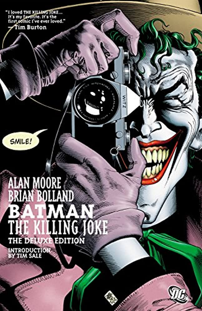 レッドデートアルミニウム終わったBatman: The Killing Joke (Deluxe Edition) (English Edition)