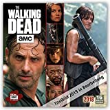 The Walking Dead 2019 - 18-Monatskalender: Original BrownTrout-Kalender