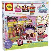 ALEX Toys Craft Too Cute Closet [並行輸入品]