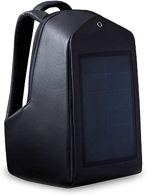[コリンデザイン] リュック メンズ HP SOLAR ハイパック ソーラー HiPACK SOLAR ソーラー充電可能 耐久性 防犯 TSAロック ブラック -