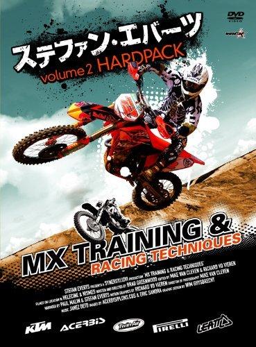 ステファン・エバーツ MXトレーニング&レーシングテクニックVol.2 HARDPACK DVD