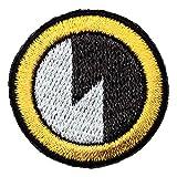 ロックマンエグゼ 2way刺繍ワッペン<ブルース ナビマーク> 【オフィシャルライセンス商品】 グラフト ゲーミングライフ GGL054