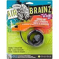Testors 295201 Orange AirBrainz Airbrush Body by Testors